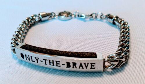 Diesel Mens Jewelry Stainless Steel Bracelet