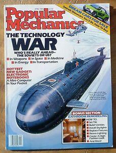 Popular-Mechanics-Magazine-April-1989-The-Technology-War-Electronic-Notebooks