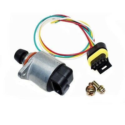 Square to Flat connector Throttle Body Injection TBI//TPI 454 IAC Adapter Cable