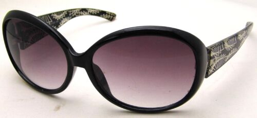 FANTAS EYES INC Sunglasses QUORUM - BK Black & Whi