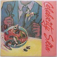 "Celebrity Skin  - S.O.S. 12"" PINK VINYL ABBA Germs Vox Pop 45 Grave Glam Punk"