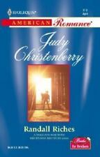 Harlequin American Romance: Randall Riches No. 918 by Judy Christenberry (2002, Paperback)