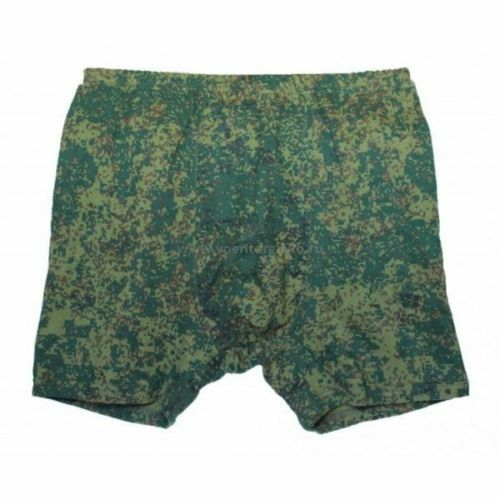 Original new Russian army soldiers underwear boxers all sizes