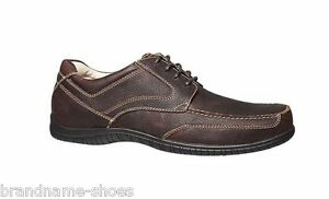 MENS-HUSH-PUPPIES-INTRIGUE-BROWN-MEN-039-S-LEATHER-LACE-UP-WORK-DRESS-FORMAL-SHOES
