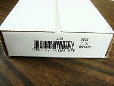 2005 P/&D Bison Jefferson Nickel Rolls of 80 BU Nickels Sealed US Mint Box 4U8