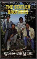 The Statler Brothers...words And Music.......brand Country Cassette