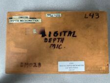 229 127 Mitutoyo Depth Micrometer