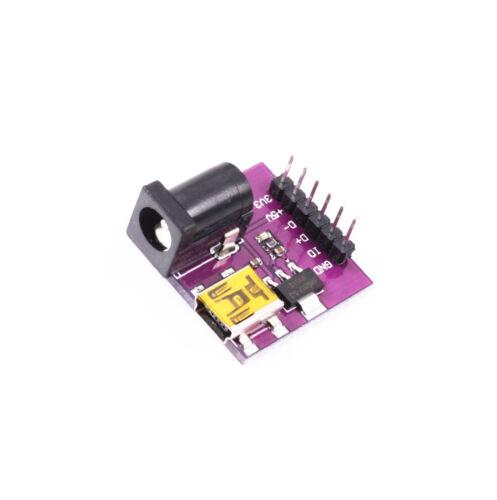 5PCS AMS1117-3.3V Mini USB 5V//3.3V DC Perfect Power Supply Module