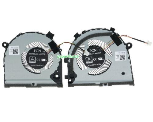 New Dell G3-3579 3779 G5 5587 Gaming Laptop CPU /& GPU Fan 0TJHF2 0GWMFV One Pair