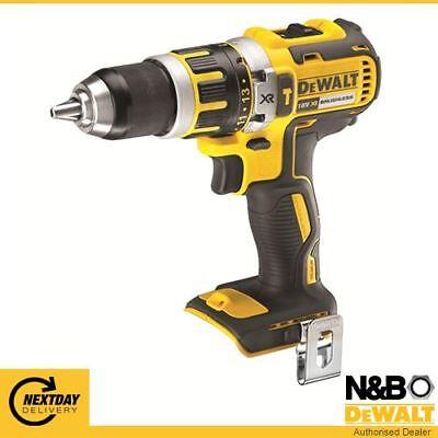 Dewalt DCD795N 18V XR Brushless Combi Hammer Drill DCD795 Naked, Body