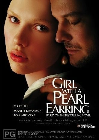 1 of 1 - Girl With A Pearl Earring (DVD, 2004)