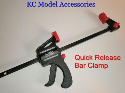 150mm Quick Action Bar Vice Sash Clamp//Spreader-Quick Release