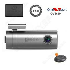 DDPAI Mini Car Dash Camera DVR Rotate Monitor WiFi  RC 140° IR For  iPhone IOS