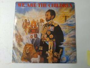 We-Are-The-Children-Reggae-Rock-All-Star-Album-Various-Artists-Vinyl-LP