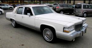 1992 Cadillac Brougham Brougham