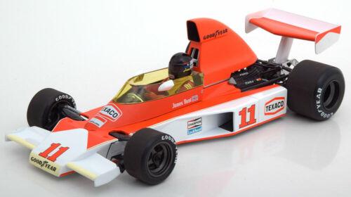 World Champion Hunt 1976 1:18 Minichamps McLaren Ford M23 GP  Africa