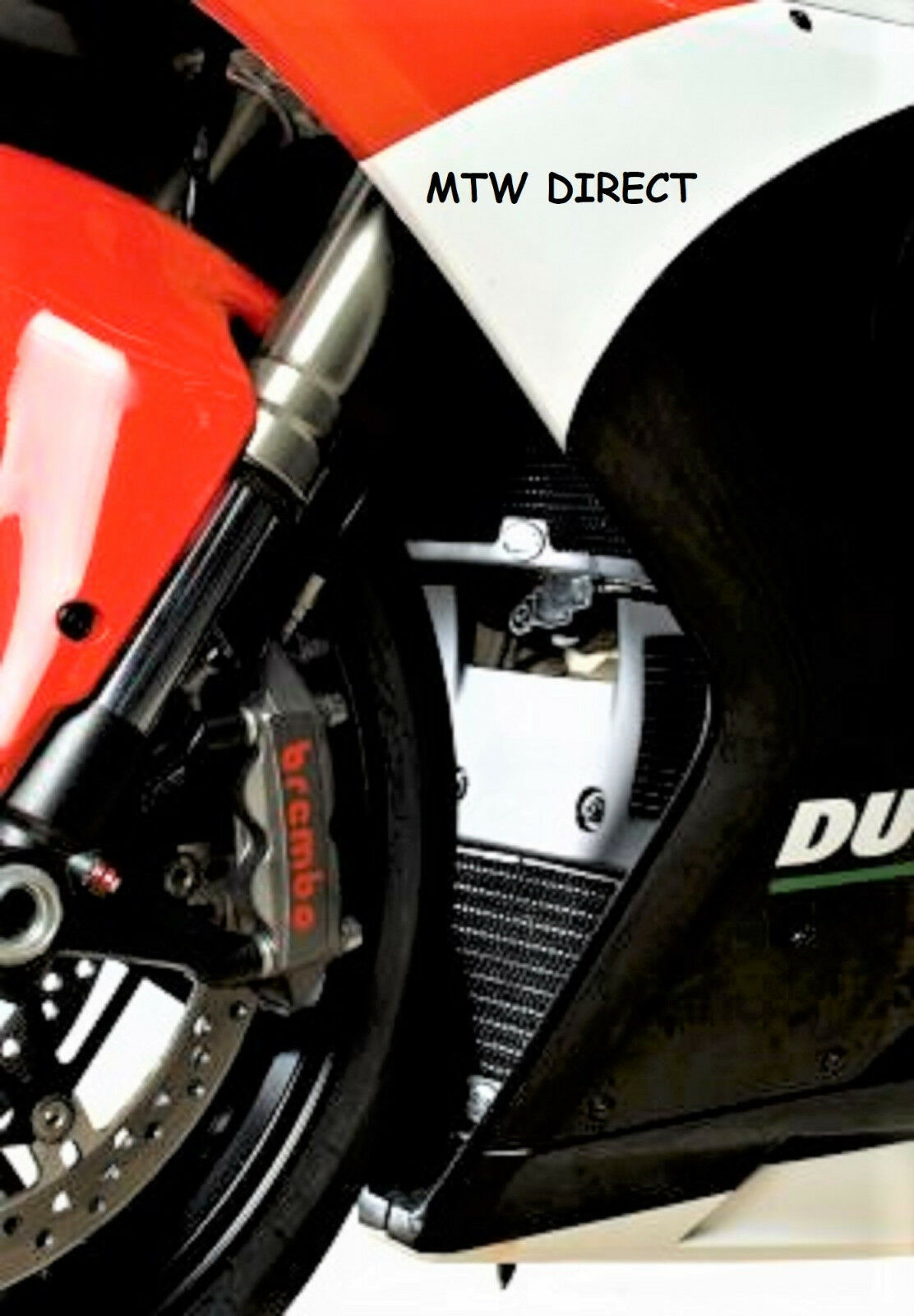 Ducati 1198S 2009-2011 R/&G racing black mirror blanking plates covers MBP0009BK