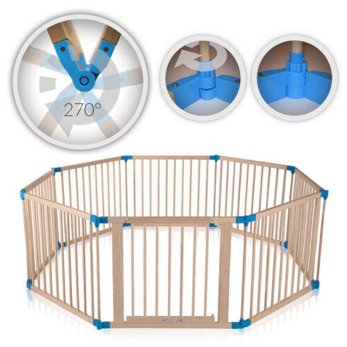 Box Bambini Recinto Cancelletto Protezione Sicurezza Barriera Legno Baby Vivo