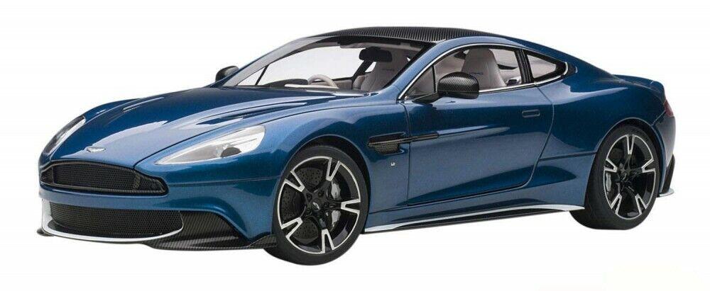 nouveau AUTOart 1 18 Aston Martin Vanquiche S  2017 Metallic bleu Fast Shipping Japan  la meilleure offre de magasin en ligne