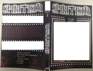 Spiritism-DVD-R-Edizione-USA-Limited-Edition-Splatter-Extreme