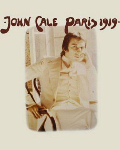"""FREE SHIPPING John Cale /""""Paris 1919/"""" T-Shirt"""
