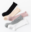thumbnail 3 - Girl Kid baby Ruffle Stripe knees Calf High Cotton long Socks Tights 0-36months