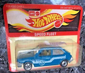 LEO TOYS Hot Wheels MARUTI 800 ** NEVER SEEN 3 DECAL ** Mattel INDIA Speed Fleet