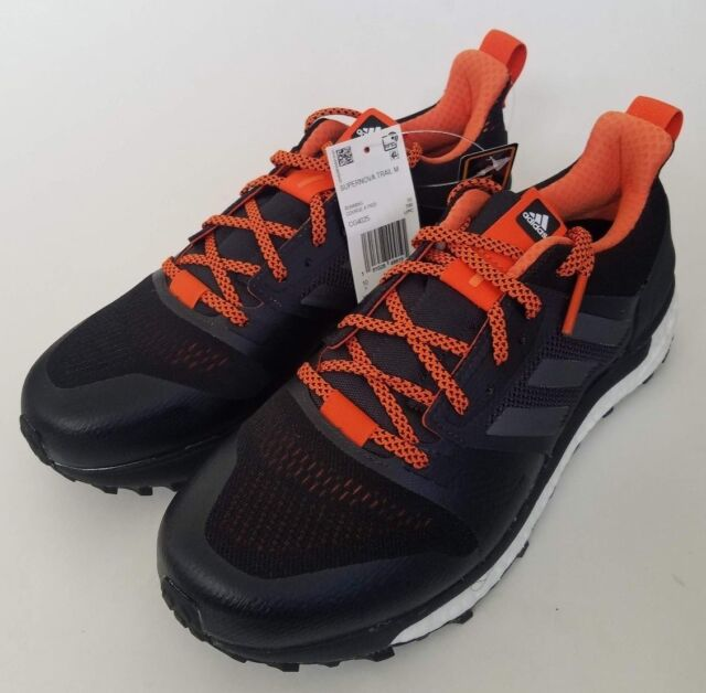 sports shoes 9dd46 d951e Adidas Supernova Trail Running Shoes NEW MENS Size 9  CG4025