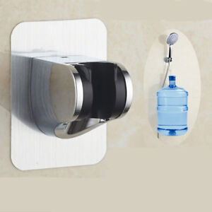 Soporte-de-cabezal-de-ducha-de-bano-adjust-039-no-montaje-de-soportes-deperforac-GSV