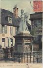 18 - cpa - BOURGES - La statue de Jacques Coeur
