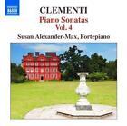 Klaviersonaten Vol.4 von Susan Alexander-Max (2016)