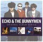 Echo & The Bunneymen - Original Album Series 5 CD Set 2014 Warner