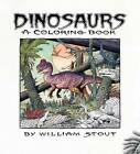 Dinosaur Coloring Book by William Stout (Paperback, 2016)