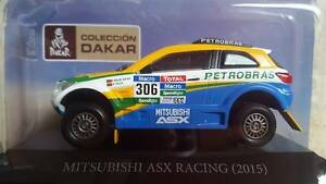 1//43 Renault Duster 317 Rally Dakar 2016 Truck Diecast Team Car Kamaz Ford Ural