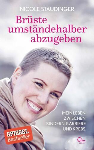 1 von 1 - Brüste umständehalber abzugeben von Nicole Staudinger (2015, Geheftet), NEU