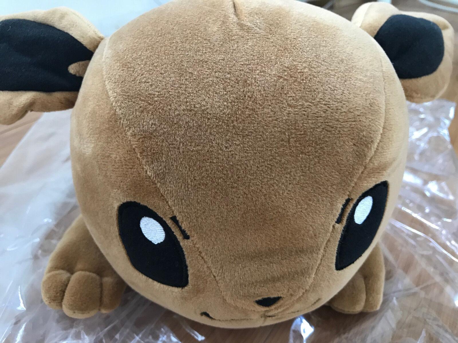 Pokemon Banpresto Eevee DX 2006 Plush New With Tag