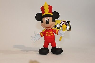 Disney Mickey Mouse Mouseketeer 90th Anniversary Limited Edition Posable Figure