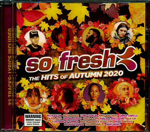So-Fresh-the-Hits-of-Autumn-2020-CD-NEW-Billie-Ellish-Camila-Cabello-Benee