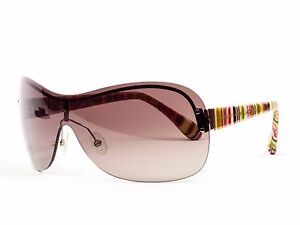872280a2bf Image is loading Marc-by-Marc-Jacobs-Oversized-Shield-Sunglasses-Multicolor-