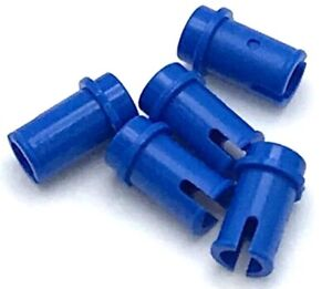 Lego-5-Nuevo-Azul-Tecnica-Pin-1-2-Piezas