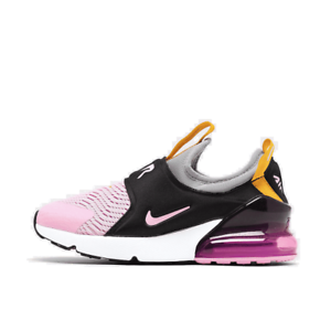 Girls Little Kids Nike Air Max 270 Extreme Casual Shoes Black
