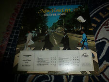 New York City, Soulful Road LP, RADIO STATION WHITE LABLE PROMO, CHL 500, 1974