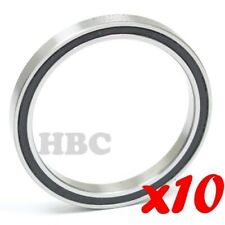 x1.38 Precision Sealed Ball Bearings 19 mm ID x 35 mm OD 9903 // 2