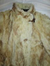 Sublime  manteau  en fourrure LAPIN - VINTAGE BERTACCINI - T40/42