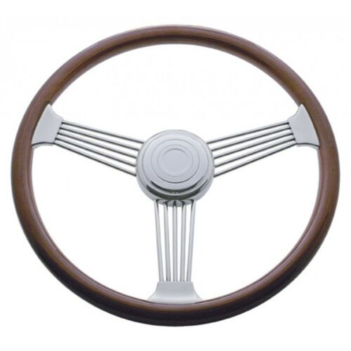 "Banjo Steering Wheel 18/"" Peterbilt 93-98   Kenworth 95-97"