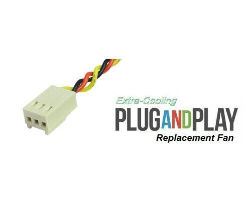 Quiet Version D-Link DXS-1210-12TC Fan Kit 2xSunon 12dBA Noise Best HomeNetwork