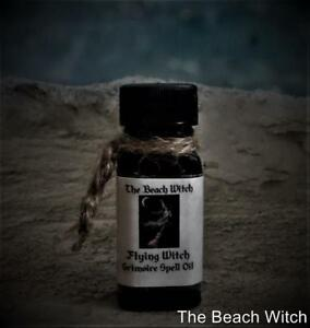 FLYING WITCH Ritual Oil Spell Anointing Oil Potion Occult Wicca Witchcraft Pagan - Deutschland - FLYING WITCH Ritual Oil Spell Anointing Oil Potion Occult Wicca Witchcraft Pagan - Deutschland