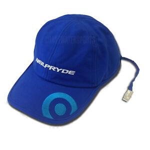 Neil Pryde Max Dry Sailing Cap-bleu-afficher Le Titre D'origine