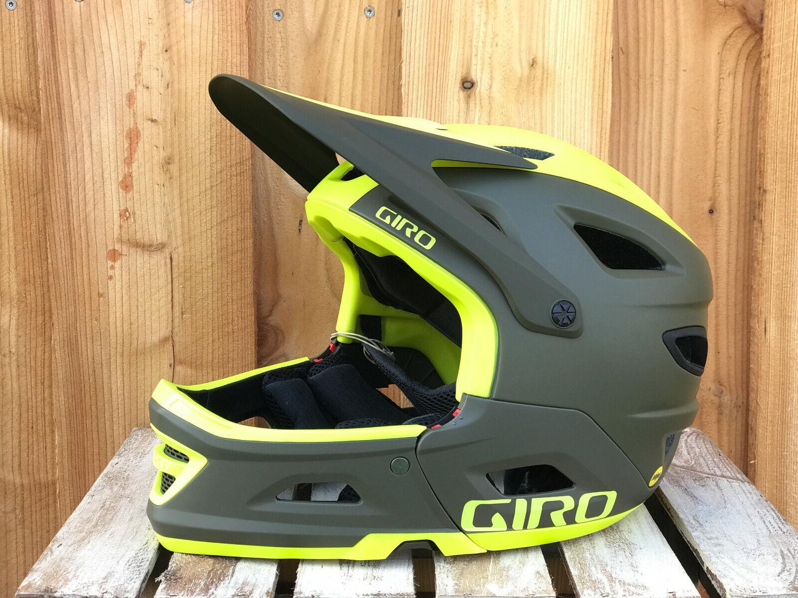 Giro Switchblade Mips Fullface Vollvisier Casco MTB Downhill