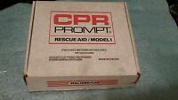 Cpr Prompt Rescue Aid Model 1 Wall Mounted Cpr-1